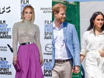 Meghan Markle et le prince Harry: leur dîner secret avec Jennifer Lopez à Miami