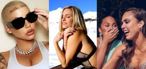 Amber Rose, Clara Morgane, Jessica Alba... le best of Instagram de la semaine