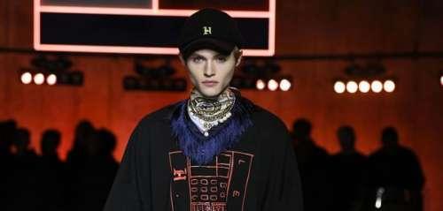 Le fils de Norman Reedus défile pour Lewis Hamilton à Fashion Week de Londres