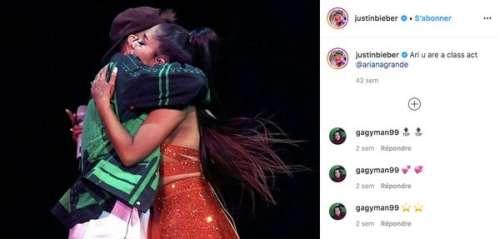 Justin Bieber : comment Ariana Grande l'a aidé à revenir sur le devant de la scène