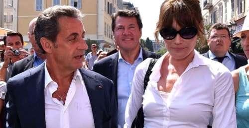 Nicolas Sarkozy : cette habitude qui agace Carla Bruni pendant leurs vacances