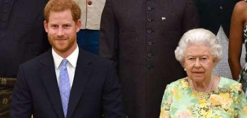 Elizabeth II : son tête à tête avec le prince Harry avant son retrait de la famille royale