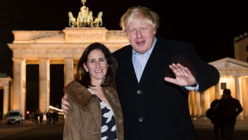 Boris Johnson bientôt papa: son ex-femme