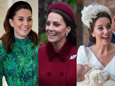 Kate Middleton fan du serre-tête : retour sur ses looks avec son accessoire fétiche