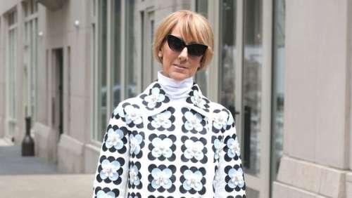 Céline Dion détonne avec un look surprenant dans les rues de New York