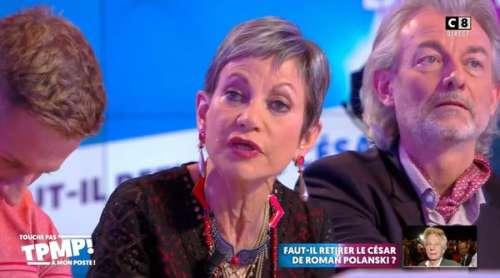 Isabelle Morini-Bosc persiste et signe : elle défend Roman Polanski et ses