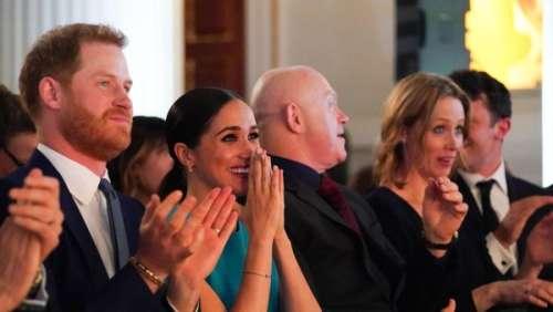 Meghan Markle et le prince Harry : ce moment inattendu qui les a émus (VIDEO)