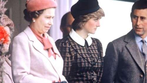 Lady Di trompée par Charles : la réaction cash de la reine quand elle lui en a parlé