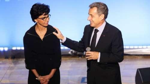 Rachida Dati : quand Nicolas Sarkozy s'autocongratule en plein meeting pour les municipales