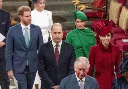 Kate Middleton froide avec le prince Harry et Meghan Markle : elle est