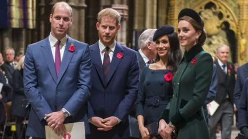 La relation du prince Harry et du prince William est