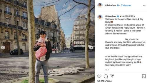 Thilo Kehrer, la star du PSG, est devenu papa pour la première fois