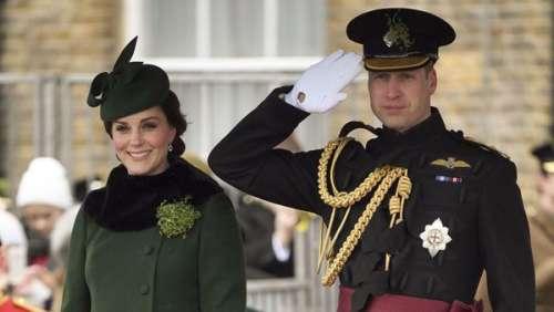 Cette raison pour laquelle Kate Middleton et le prince William n'ont pas pu célébrer la Saint-Patrick