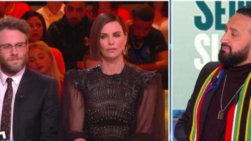 Cyril Hanouna pas tendre avec Charlize Theron: