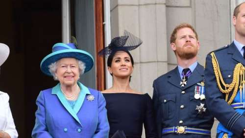 Meghan Markle et le prince Harry se sentent dans un
