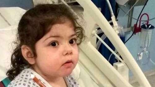 Faustine, 2 ans, est morte car les radiologues n'ont pas vu qu'elle avait avalé une pile bouton