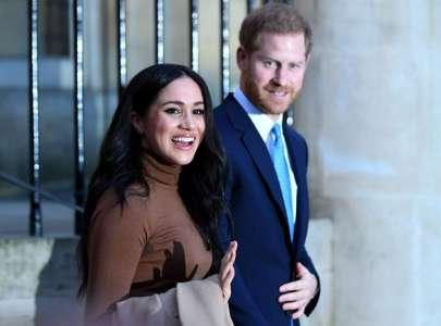Meghan Markle et le prince Harry feront