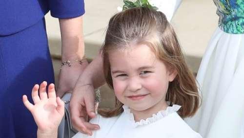 Kate Middleton : sa fille la princesse Charlotte s'affiche dans une adorable marinière au prix très abordable