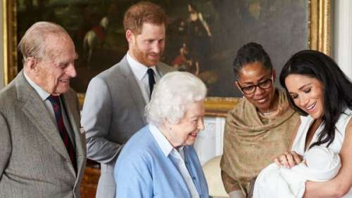 Meghan Markle et le prince Harry : cette idée pour le premier anniversaire d'Archie qui enchante Elizabeth II