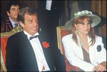 Mort de Jean-Paul Belmondo : qui est sa première femme Elodie Constantin ?