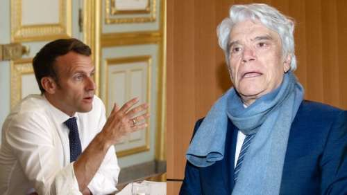 Bernard Tapie : ce compliment qui devrait plaire à Emmanuel Macron