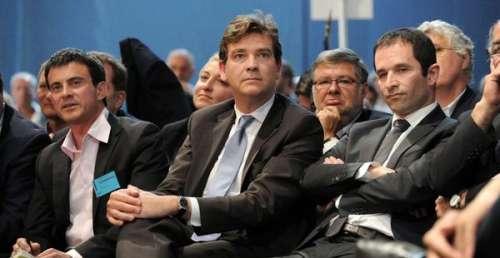 Manuel Valls, Arnaud Montebourg, Benoît Hamon: ce surnom qui ne va pas leur plaire