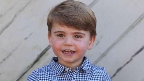 Le prince Louis : sa tenue au prix très abordable choisie par Kate Middleton pour ses nouveaux portraits