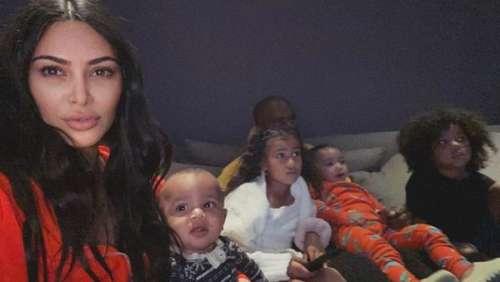 Kim Kardashian : pourquoi son mari Kanye West a emmené leurs 4 enfants loin de leur mère pendant le confinement