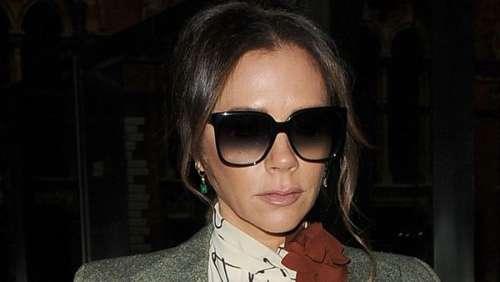 Victoria Beckham démarre une action judiciaire en plein confinement à cause de deux lettres de l'alphabet