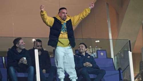 Franck Ribéry veut attaquer Karine Le Marchand pour injures publiques