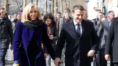 Emmanuel Macron taquin : cette petite pique qu'il envoie à Brigitte pendant le confinement