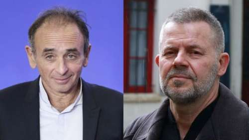 Eric Zemmour insulté et victime d'un crachat en pleine rue : son ami Eric Naulleau lui apporte son soutien