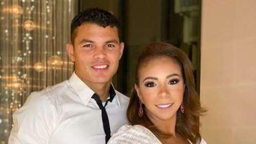 Thiago Silva : les rares confidences de sa femme sur leur vie privée