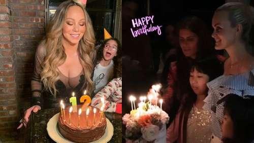 Mariah Carey, Laeticia Hallyday... Ces people qui ont fêté leur anniversaire, confinés