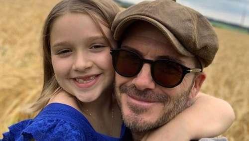David Beckham : pourquoi sa dernière sortie avec sa fille Harper a suscité la polémique
