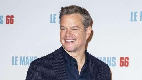 Matt Damon : pourquoi l'acteur a choisi de se confiner en Irlande ?