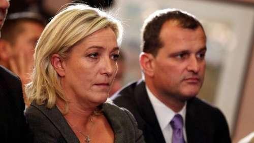 Marine Le Pen : qui est son ex-compagnon Louis Aliot ?