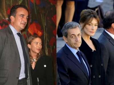 Olivier Sarkozy et Mary-Kate Olsen : pourquoi Carla Bruni et Nicolas Sarkozy n'étaient pas à leur mariage