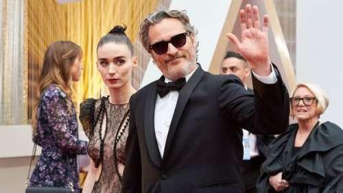 Joaquin Phoenix et Rooney Mara bientôt parents : l'actrice est enceinte