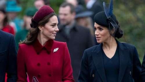 Kate Middleton : pourquoi elle a pleuré pendant les préparatifs du mariage de Meghan Markle et du prince Harry