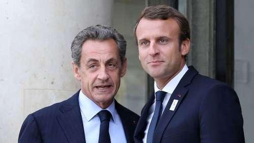 Emmanuel Macron : ce texto moqueur sur sa rencontre avec Nicolas Sarkozy
