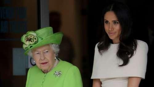 Meghan Markle : la reine Elizabeth II aurait-t-elle soutenu sa réaction sur la mort de George Floyd ?
