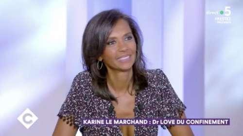 Karine Le Marchand : quand des gendarmes l'ont prise pour une prostituée pendant un live Instagram