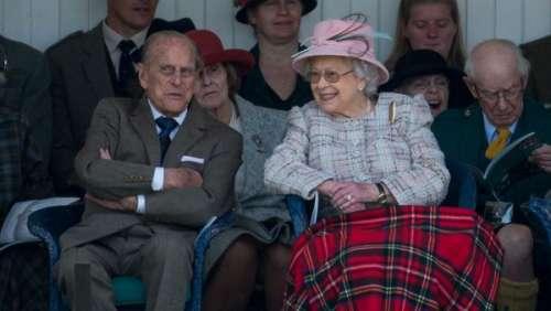 Elizabeth II : ce petit plus qui l'a toujours fait craquer chez son mari, le prince Philip