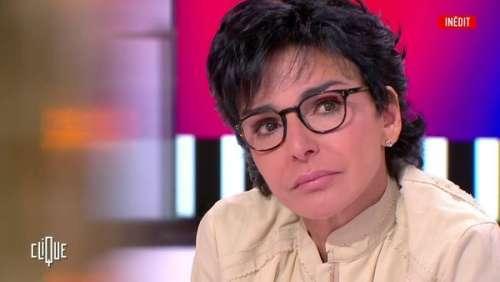 Rachida Dati bouleversée et émue aux larmes par des souvenirs de famille