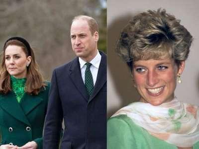 Le princeWilliam et Kate Middleton : ce clin d'œil à Lady Diana lorsque le déconfinement sera déclaré