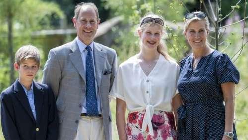 Sophie de Wessex : pourquoi ses deux enfants devraient renoncer à leurs titres royaux