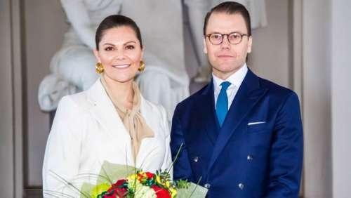 Victoria de Suède sublime pour fêter ses 10 ans de mariage