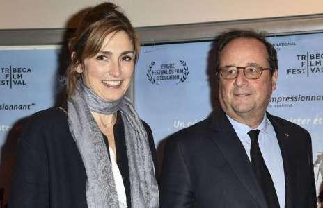 Julie Gayet : pourquoi elle a décidé de poser avec François Hollande après son départ de l'Elysée