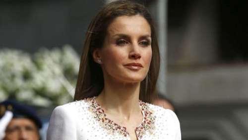 Letizia d'Espagne : retour sur son look le jour où elle a été couronnée reine